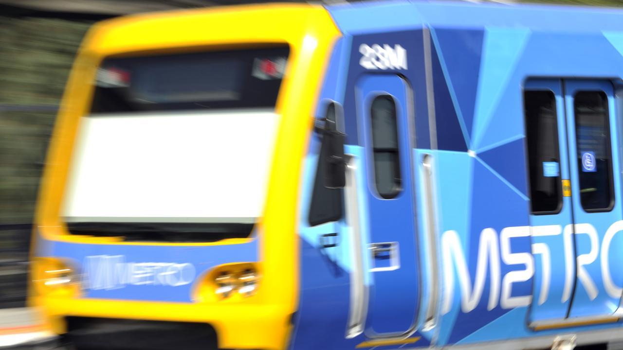 Sunbury line trains resume after major delays.