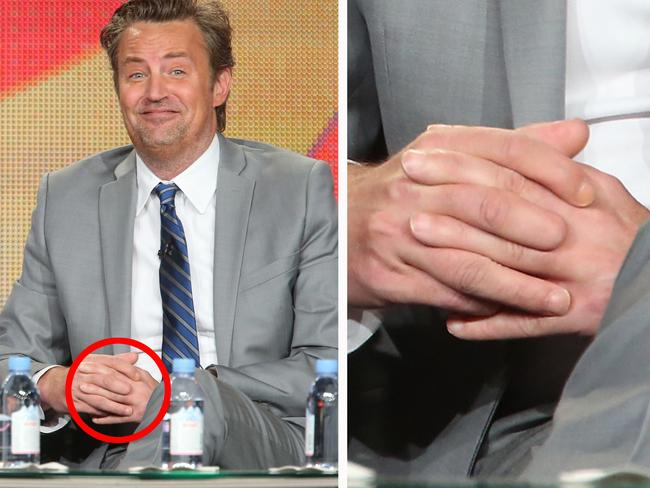 That's one less nail to trim. Picture: Getty