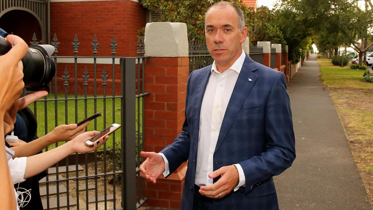 NAB CEO Andrew Thorburn has resigned as a result of the royal commission. Chairman Ken Henry is going too. Stuart McEvoy