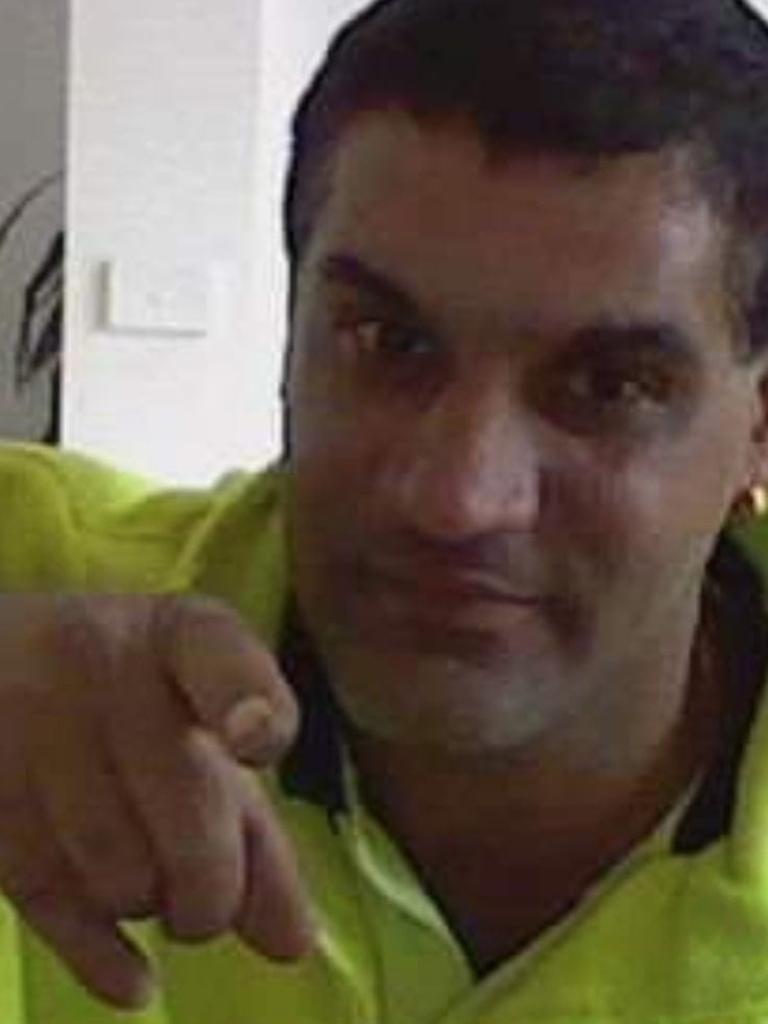 Truck driver Mohinder Singh Bajwa