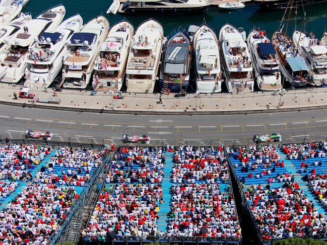 2020 FORMULA 1 GRAND PRIX DE MONACO 21-24 May, Monte-Carlo, MonacoTICKETS: Grandstand seats on the first day of racing start at $98 and rise to $5645 for the VIP terrace on the final day. Tickets.formula1.com  WHY GO: Get a taste of the glamorous life at one of the world's most scenic race tracks.BUDGET BUSTER: The Friday before the weekend races is free, a great chance to soak up the atmosphere of the track before the main event. Picture: Alamy