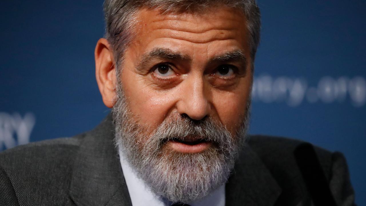 Clooney's a very generous friend. Picture: Tolga Akmen/AFP