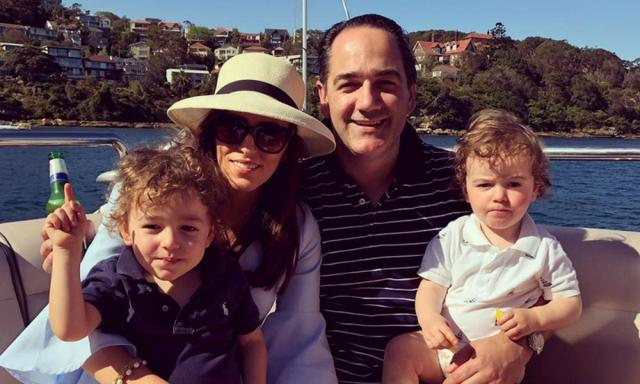 Lisa Wipfli gets real about celebrities and the way they parent on holiday