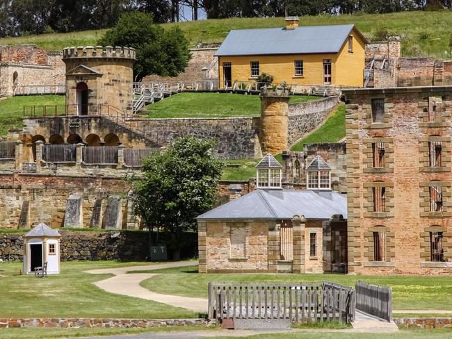 MUST SEEThe most well-known of these heritage listed convict sites is Port Arthur on Tasmania's beautiful (and secluded) Tasman Peninsula. Now an open-air museum, visitors can walk through the ruins of prison blocks, solitary cells, churches, worker's quarters, and some pretty grim prison punishment rooms.