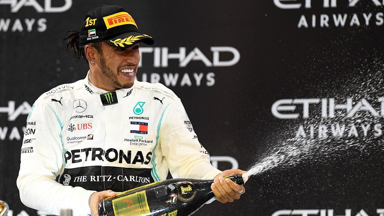 2019 was Hamilton's time to shine – again.