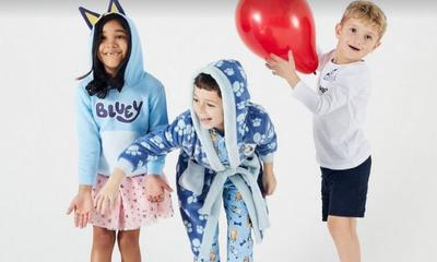 Bluey clothes are coming in time for the new episodes