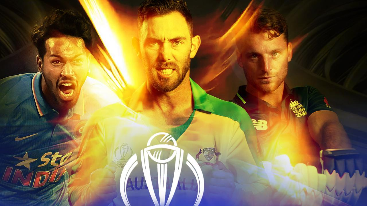 Hardik Pandya, Glenn Maxwell and Jos Buttler shape up as key men for their respective nation's World Cup campaigns.