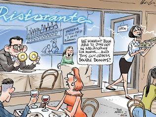 Mark Knight cartoon - for Kids News 29 Oct 2020