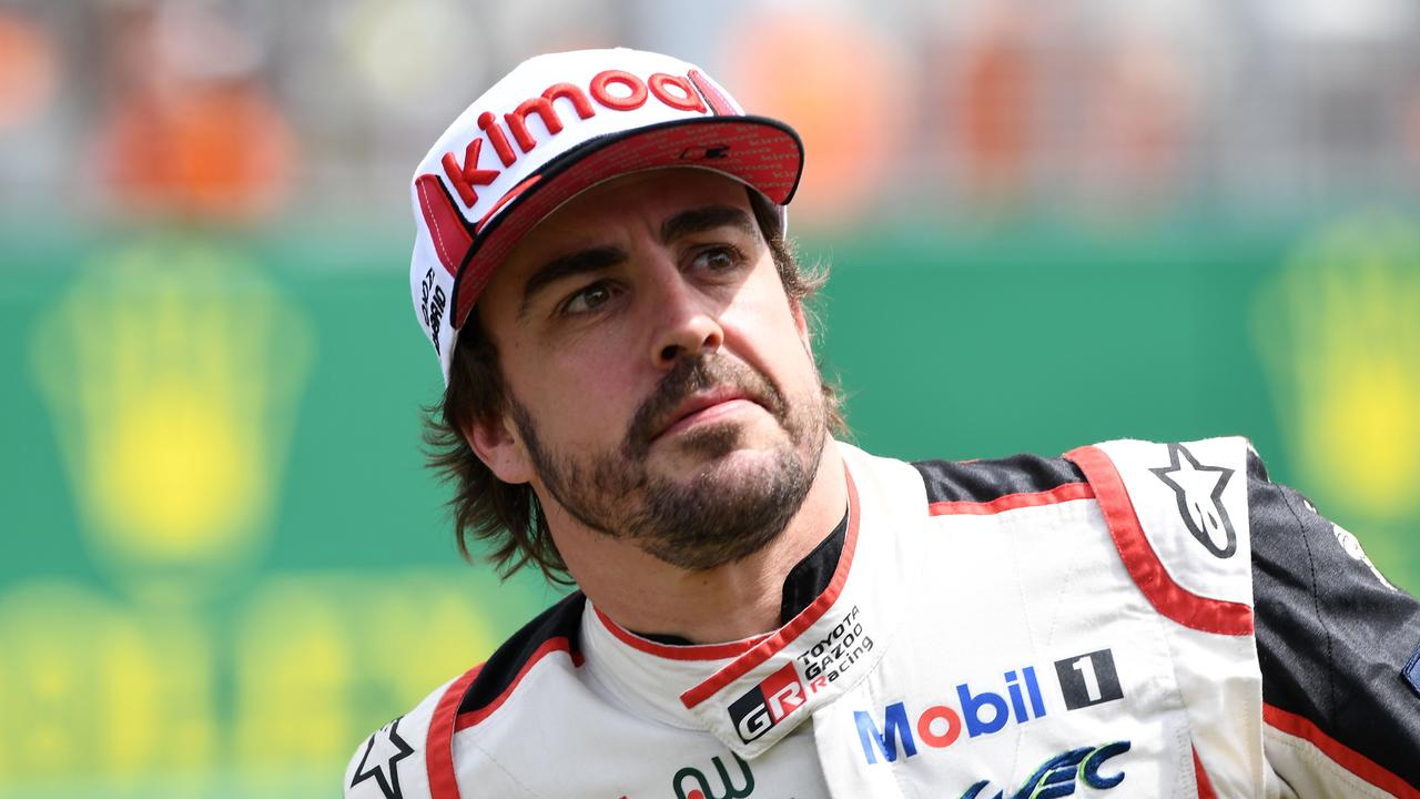 Fernando Alonso reportedly turns down Red Bull offer prior to Pierre Gasly's demotion
