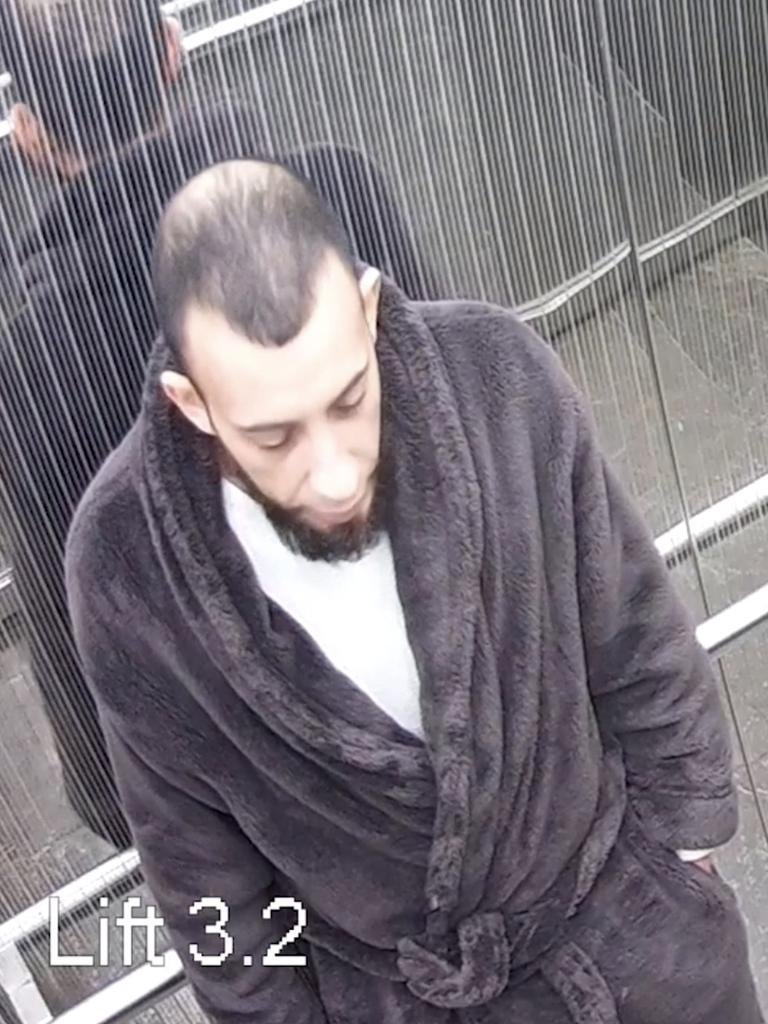 There have been reports he was spotted in Parramatta over the weekend with Greenacre and Wentworth Point other suburbs he frequents. Picture: Supplied
