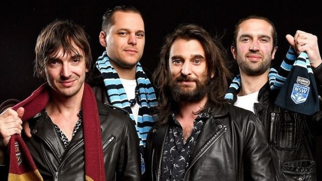 Jet will provide the entertainment for State of Origin II.