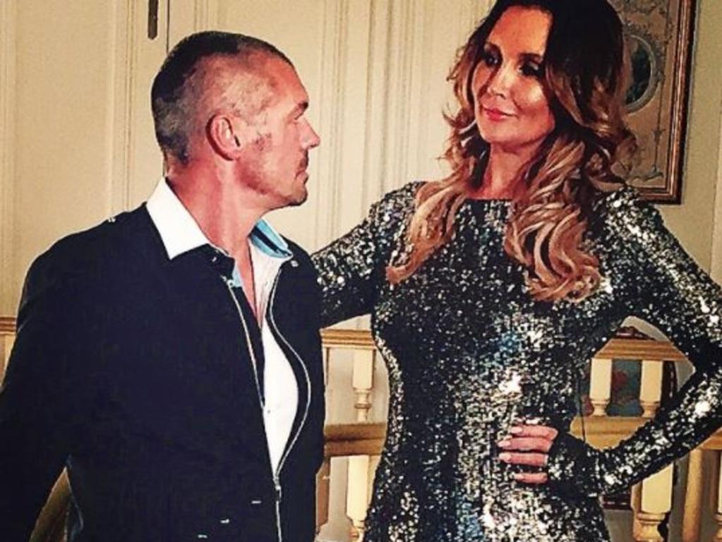 The glamorous couple have split.