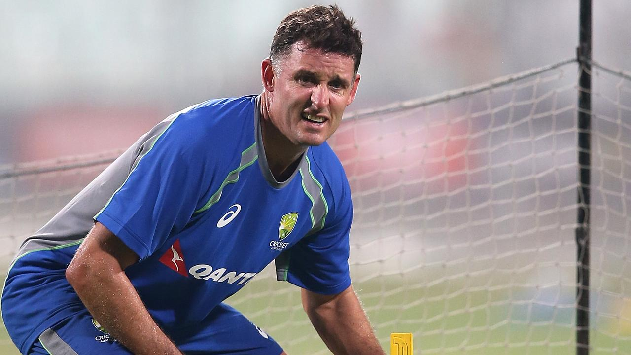 Michael Hussey has reportedly tested positive to COVID-19. (Photo by Jan Kruger/Getty Images)