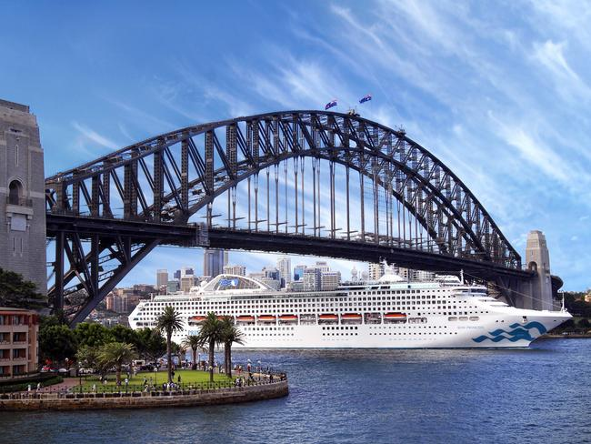 TRY:   Princess Cruises offer loads of bite-sized snippets of the country on a range of domestic cruises, such as a five-day Tassie jaunt from Melbourne, a six-day escape along the undercarriage of Australia from Perth to Melbourne, and a 10-day exploration of Queensland all the way up to Port Douglas.