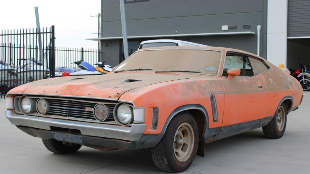 This original 1973 Ford Falcon XA GT Hard Top RPO 83 Manual Coupe sold at auction for more than $300,000 in July.