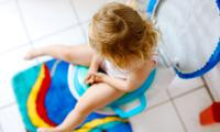 What to do if your child seems scared of the toilet