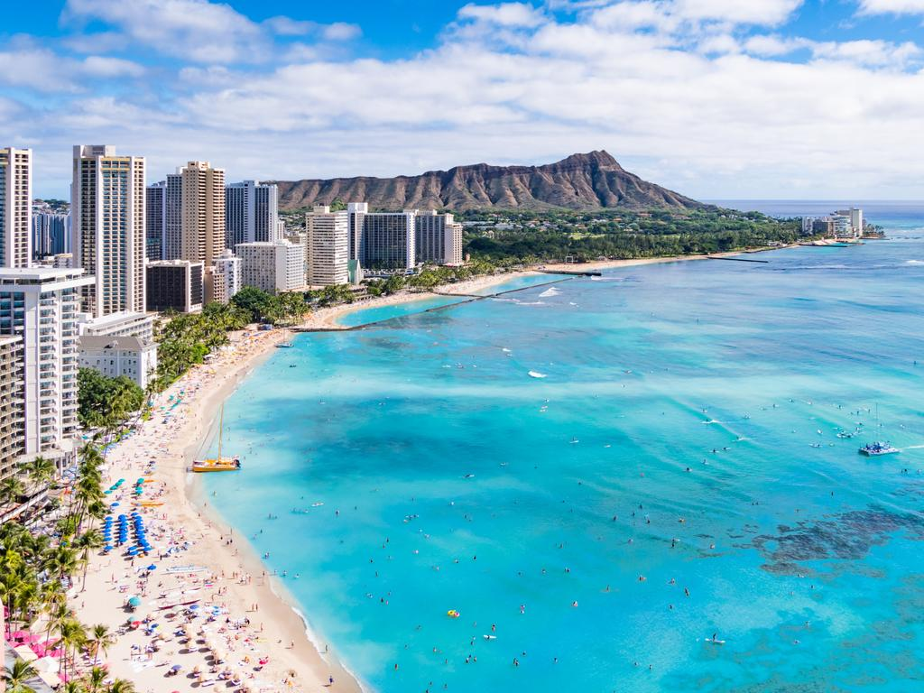Oahu, Hawaii's most populated island, is known as 'The Gathering Place'.