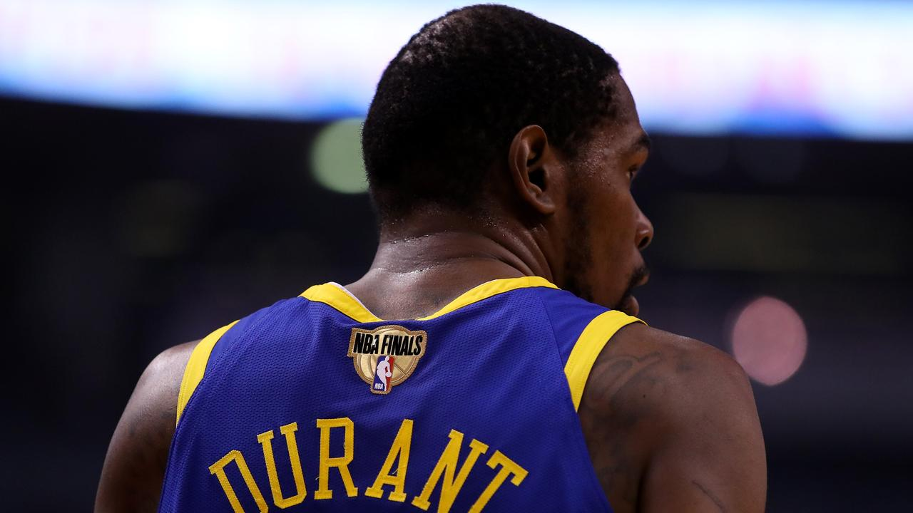 Kevin Durant pushed through some extra pieces in Warriors sign-and-trade.