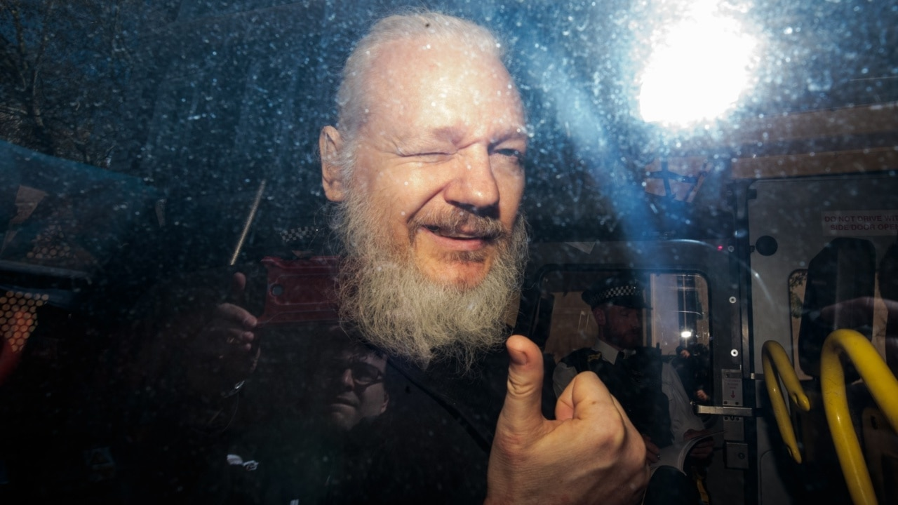 Aust MPs call for Julian Assange's freedom