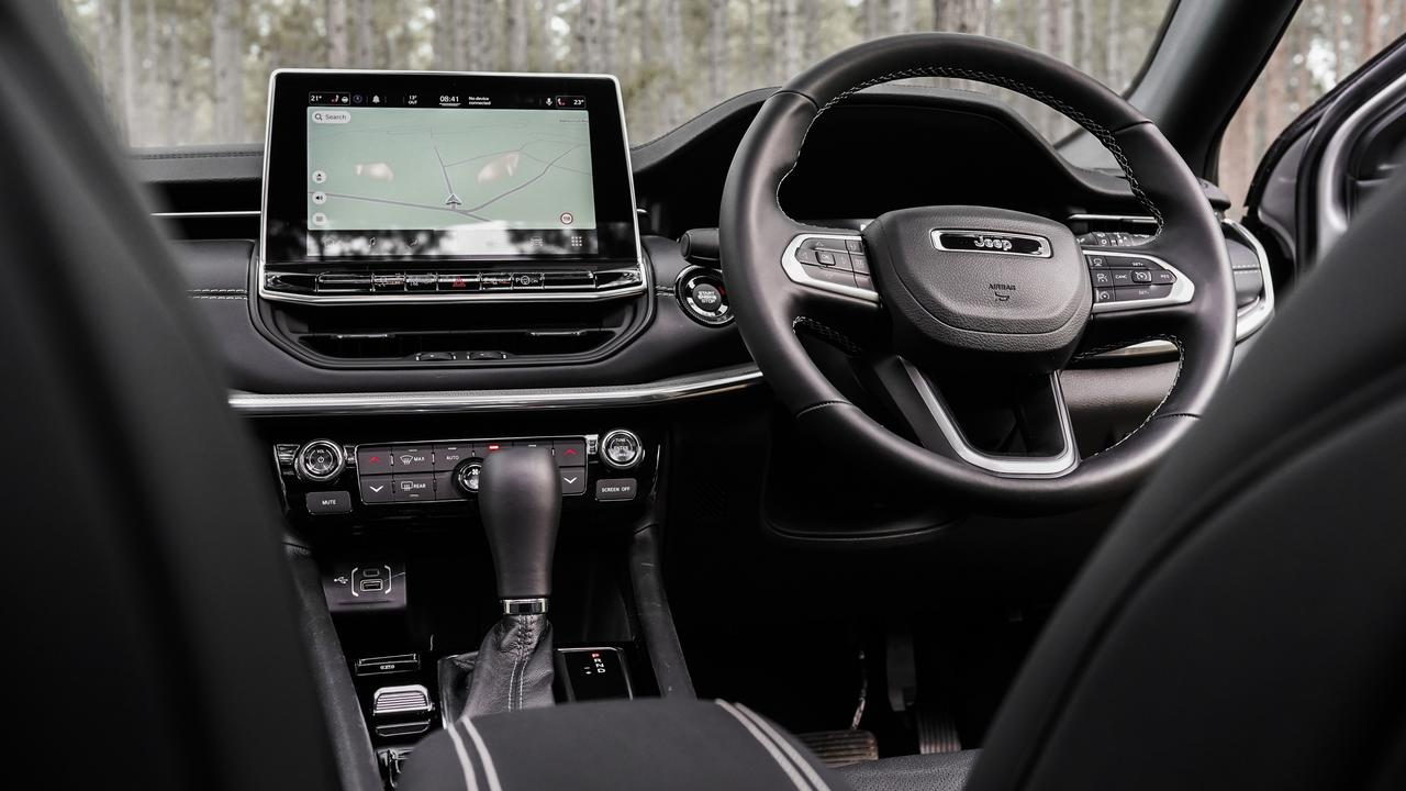Jeep has made some big upgrades to the vehicle's interior and tech.