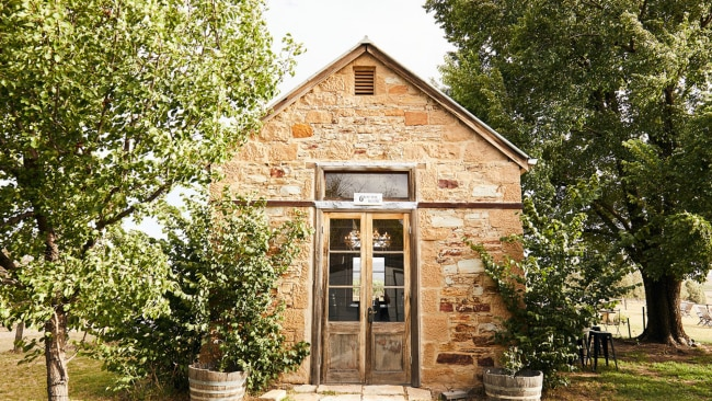 21/23De Beaurepaire, Rylstone NSW Award-winning, French-style wines that capitalise on its cool-climate Burgundian heritage, this family-winery will make you feel like you've stepped into the French countryside, with your glass at the ready. Set in a range of 170-year old buildings and rolling lawns, the De Beaurepaire cellar door hosts a variety of winery experiences. If you want something more in depth, opt for the vigneron led wine immersion. You can also grab a 'Build your own' Vigneron picnics to enjoy on the lawn with a glass or bottle of De Beaurepaire wine. Children are welcome to play on the lawn, as are dogs who are on a leash. Picture: Destination NSW See also: The 8 best wineries to visit in Mudgee