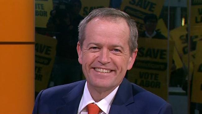 Shorten calls Turnbull a liar