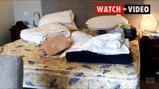 Hotel quarantine conditions appalling (4 Corners)