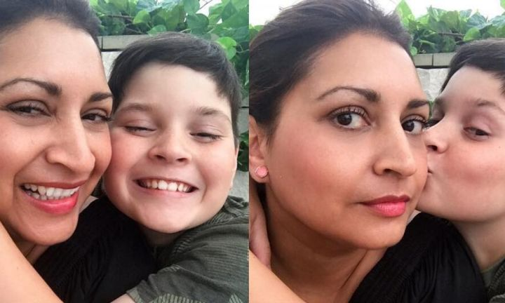 'My son has stopped telling people I'm his mum'