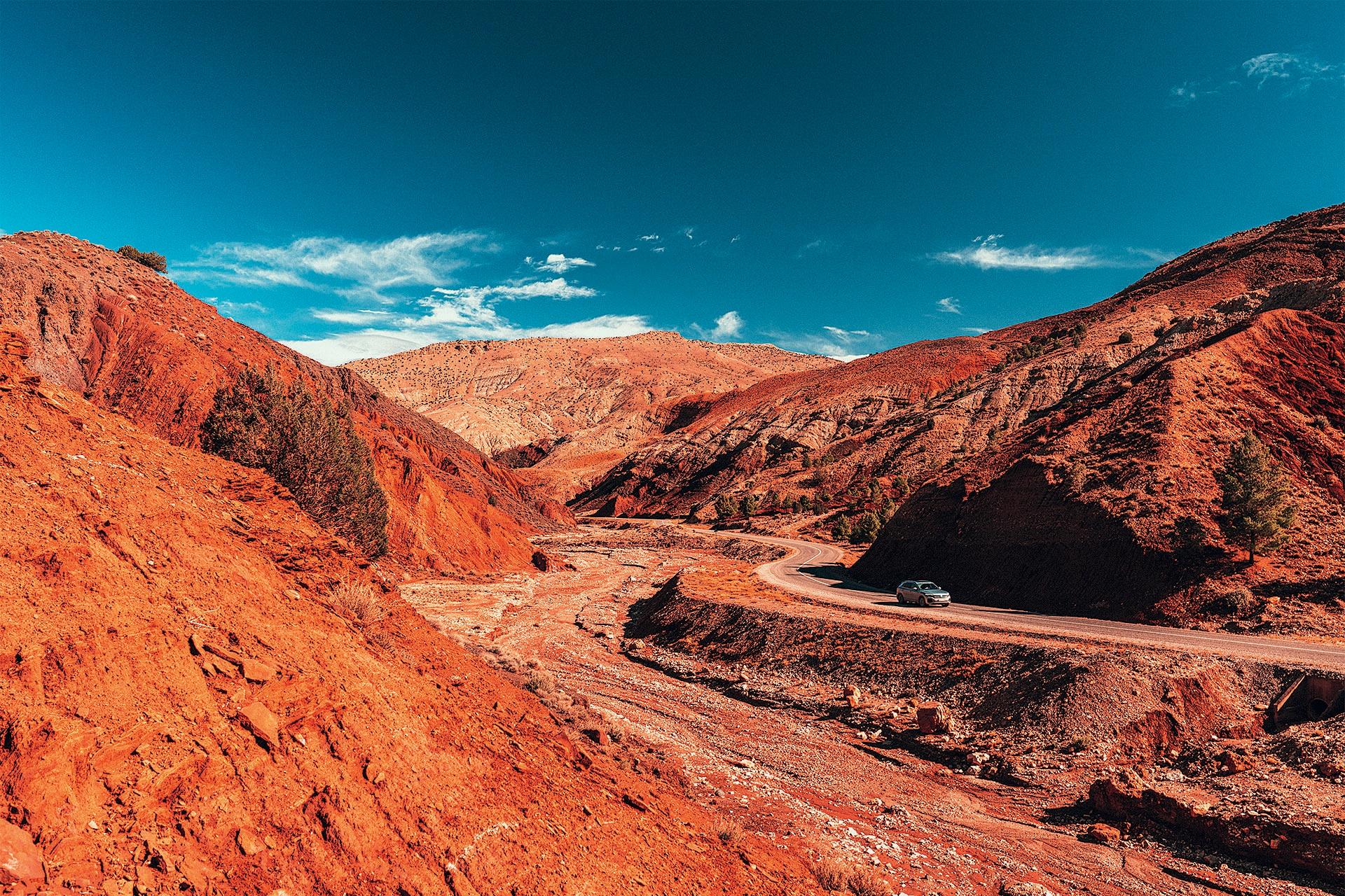 Can The 2019 Volkswagen Touareg Handle A 1300km Trek Across Morocco?