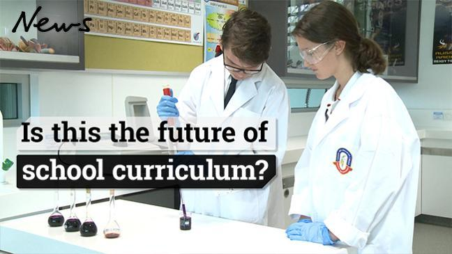 Is this the future of school curriculum?