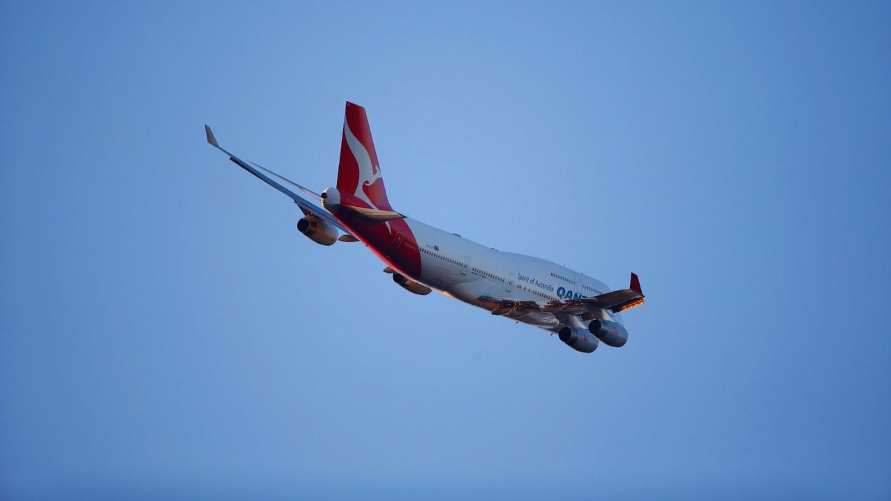 Victoria won't commit to the return of international flights