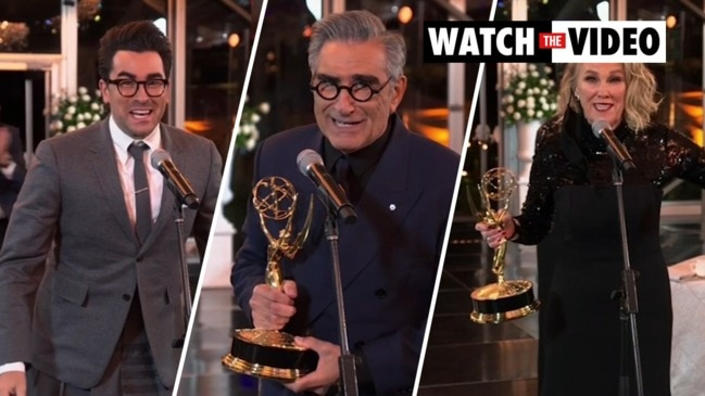 Emmy Awards 2020: Schitt's Creek steals the show