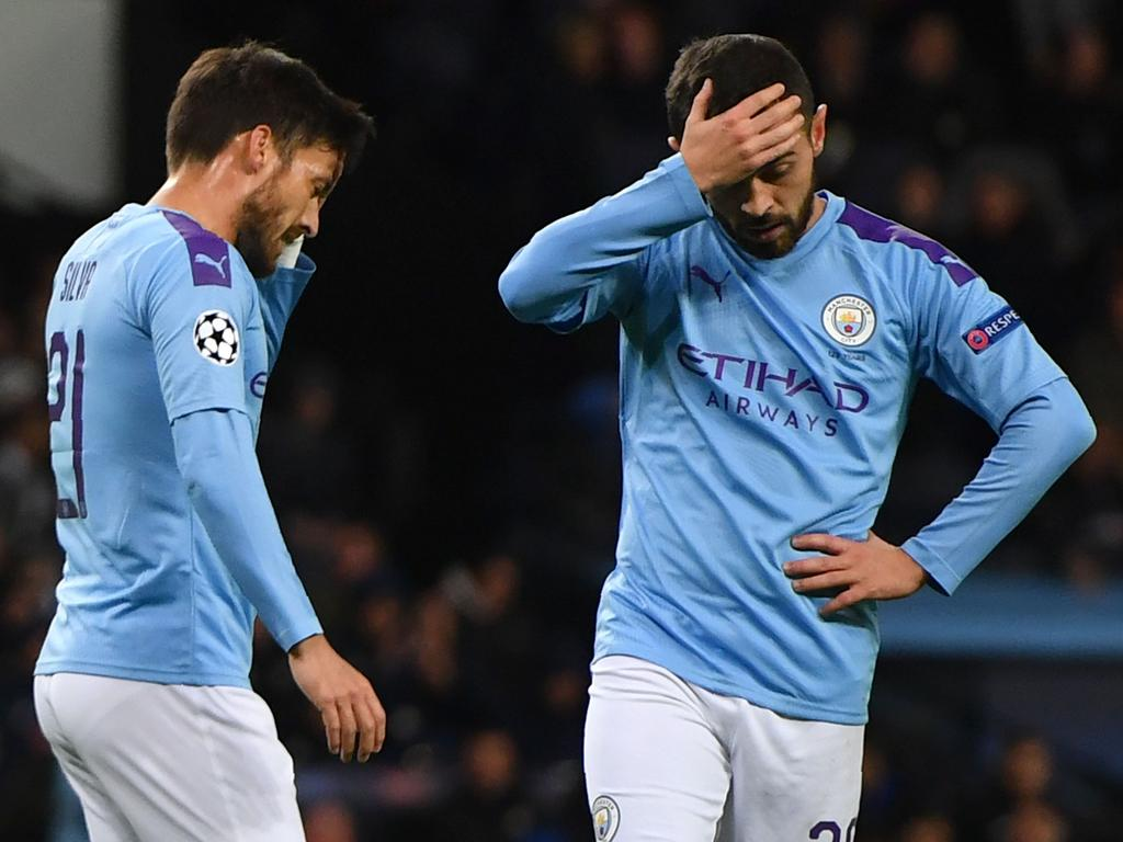 Man City will appeal ban.