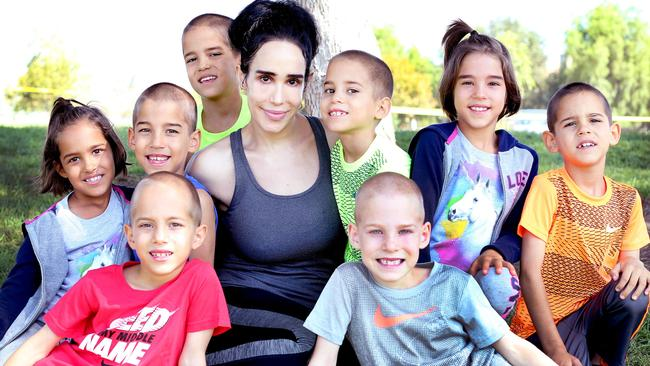 Octomom: Nadya Suleman regrets nude photos and other life