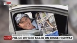 Police officer killed on Bruce Highway