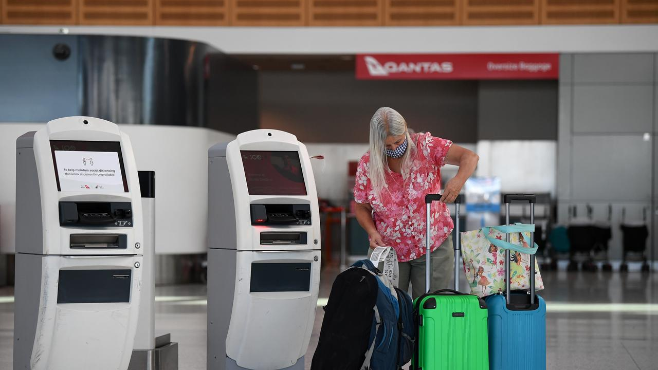 Qantas hailed the court win as a 'victory for common sense'. Picture: NCA NewsWire/Joel Carrett