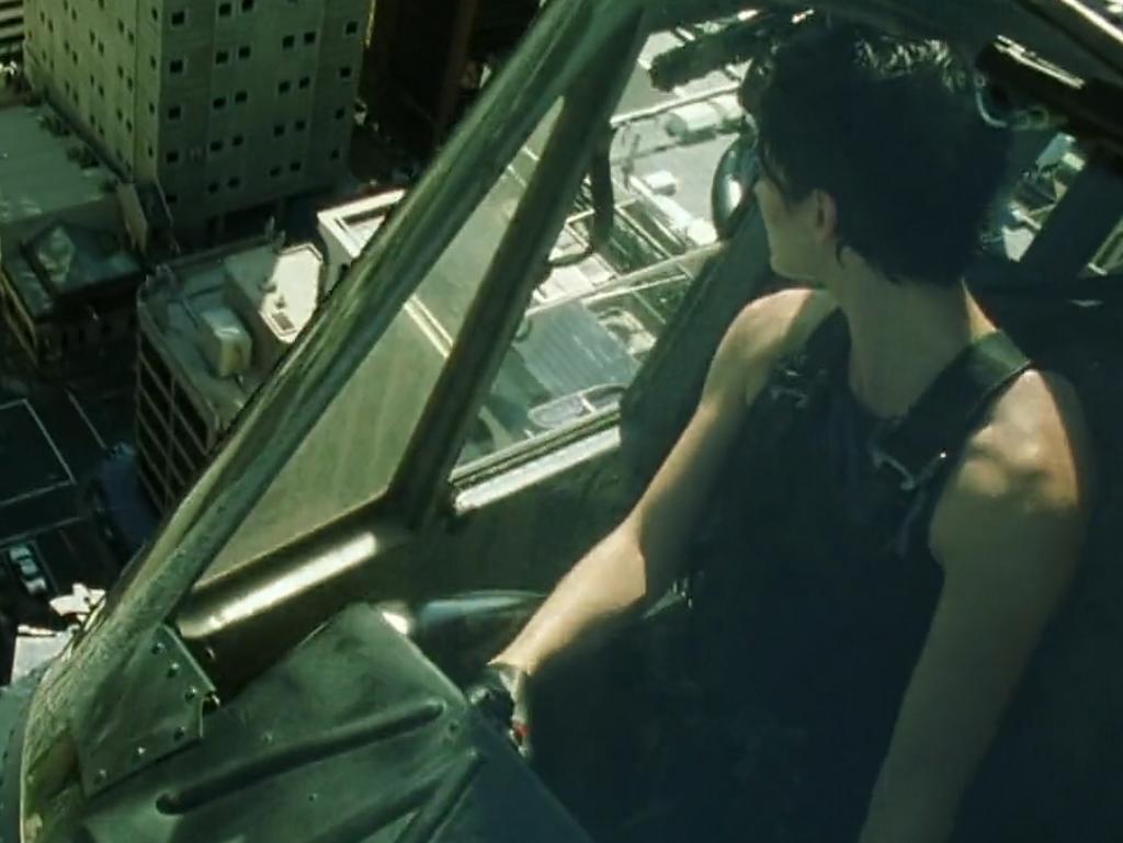 Scene in Aus: The matrix