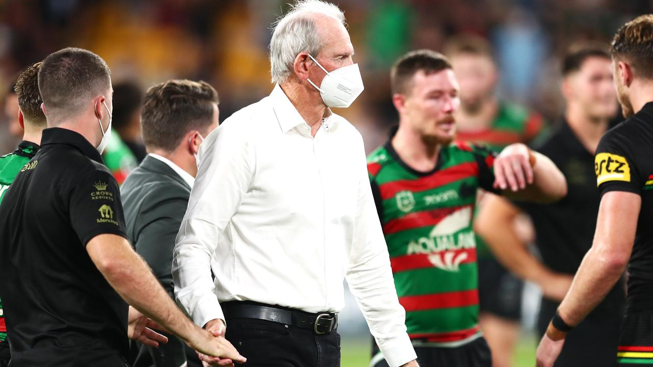 Wayne Bennett can't be killed. Photo by Chris Hyde/Getty Images.