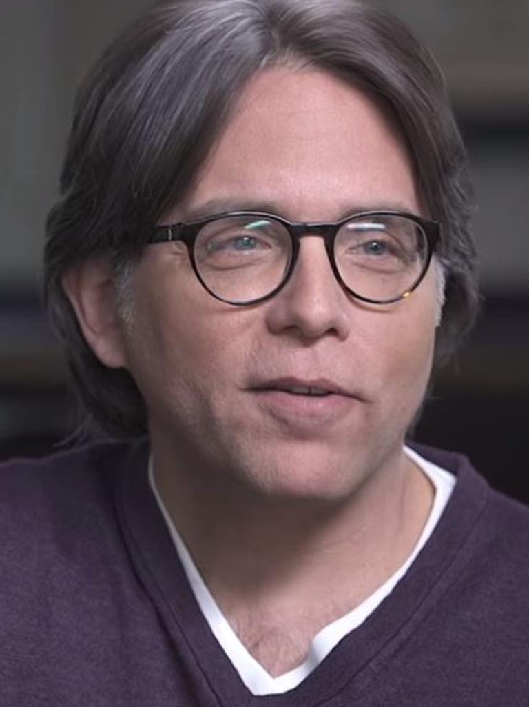 Keith Raniere. Picture: YouTube
