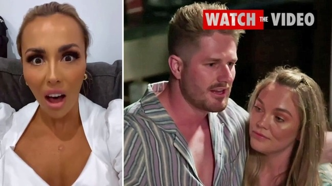 "Nine are ""promoting domestic violence"": MAFS brides slam show"