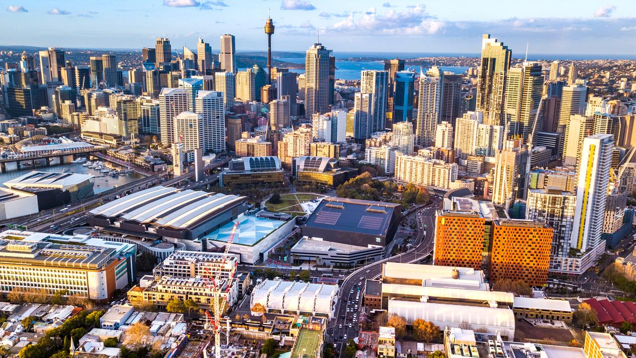Apartment rents are falling in our capital cities. Picture: iStock