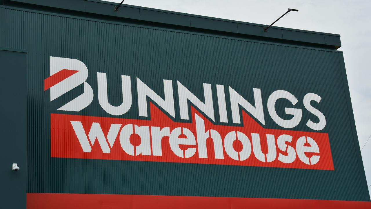 Aussie favourite Bunnings enjoyed a record year as people were forced to spend more time at home. Picture: NCA NewsWire / Rebecca LeMay