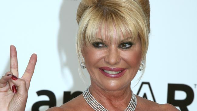 Without Ivana, there would be no Donald Trump. Picture: Fred Dufour