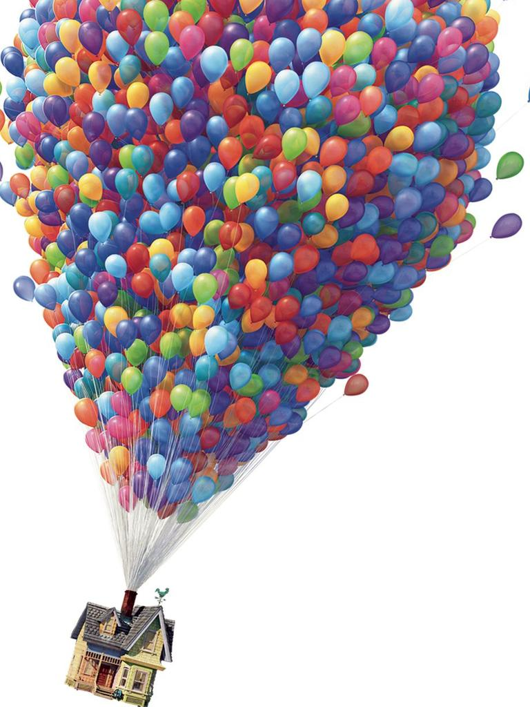 In the 2009 Pixar film, Carl Fredericksen's saved his house by tying balloons to it and piloting to Paradise Falls — the real-life house is being defended by neighbours. <br/>