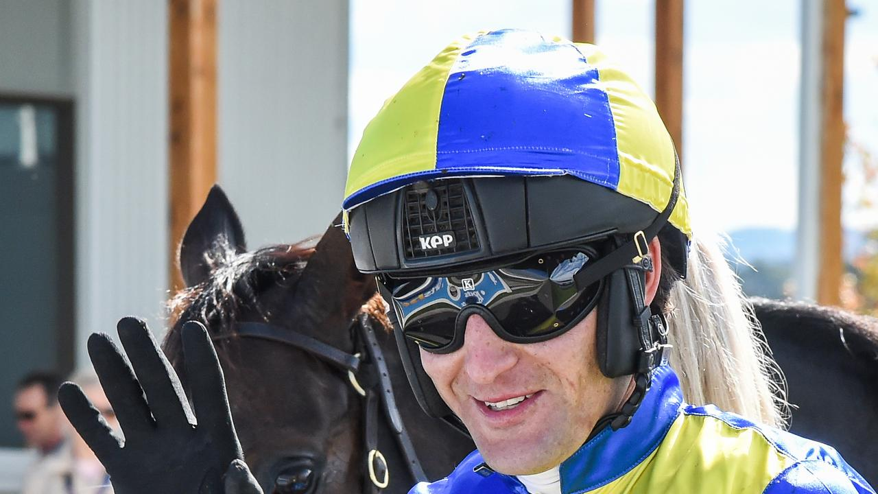 Steven Pateman was taken to hospital with concussion.