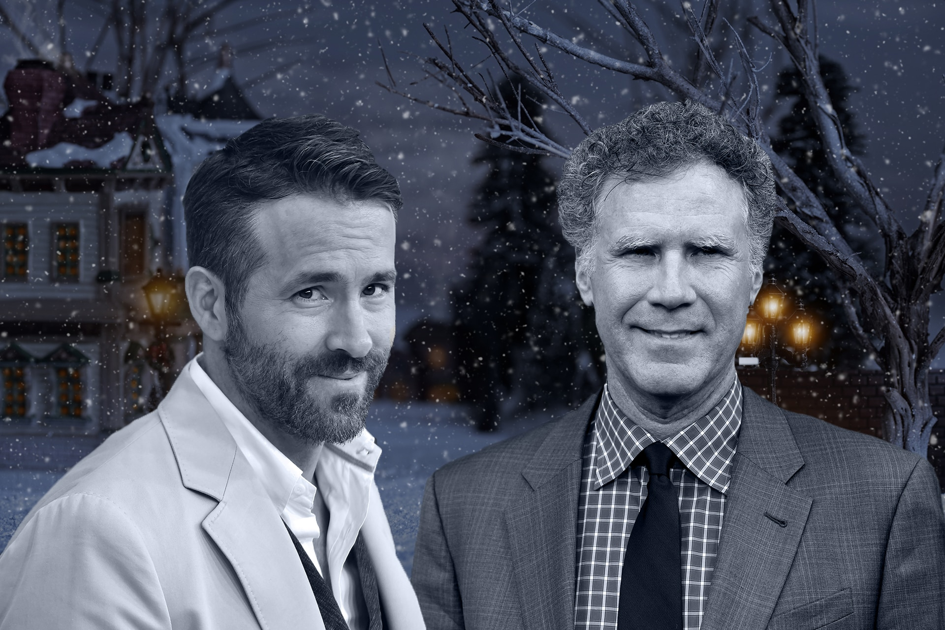 Will Ferrell Christmas Carol.Ryan Reynolds And Will Ferrell Are Apparently Starring In A