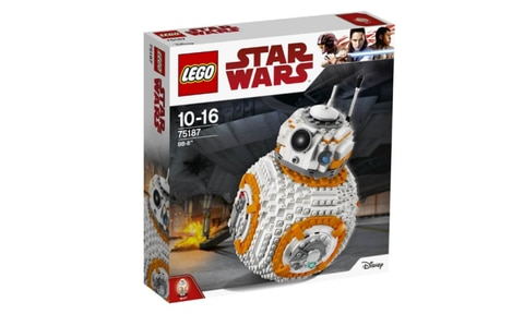 <b>1. LEGO STAR WARS BUILDABLE BB-8, RRP $159.00, AGE 10-16.</b>  <p>If you're looking for a big ticket Christmas item, Lego is always a great place to start. There's nothing like a giant Lego project to fill up your child's Christmas morning. This cute BB-8 model will keep your older ones busy until lunch time and beyond!</p>