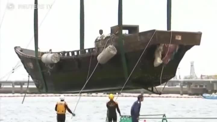 North Korean 'ghost boats' washed up near Japan