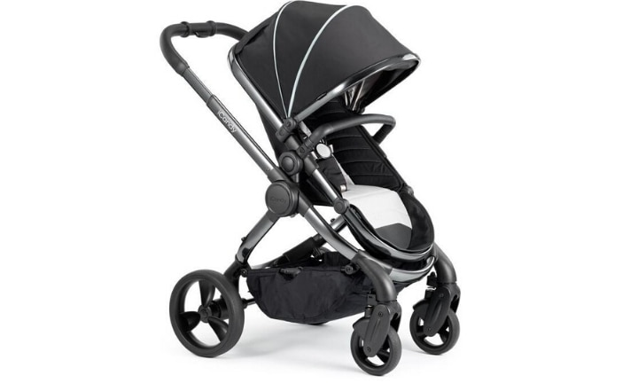 Urgent recall on iCandy Peach pram