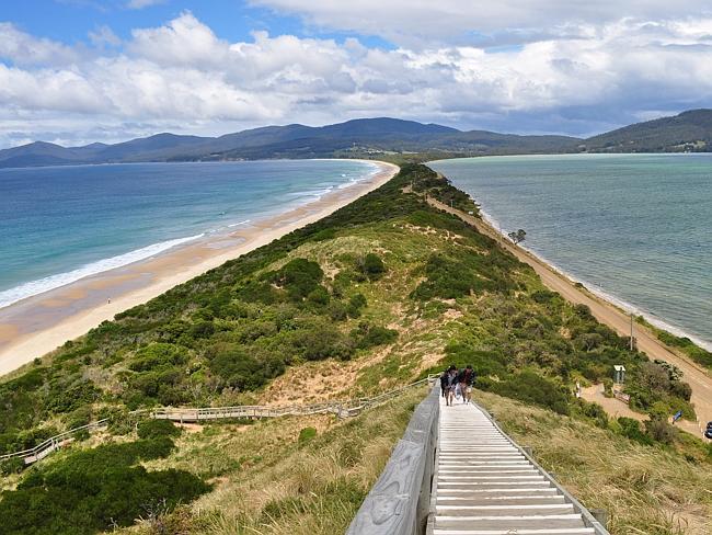 Remote Bruny Island. Picture: CazzJj.